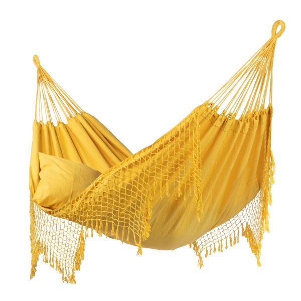 Fine Yellow XXL Riippumatto