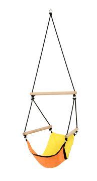 Swinger Yellow Lasten Riipputuoli