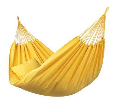 Organic Yellow Kahden Hengen Riippumatto