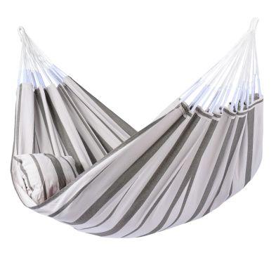 Stripes Silver XXL Riippumatto